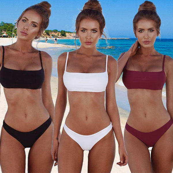 tankini2019, woman fashion, Bikinis Set, SwimwearWomen