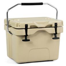 Box, portablecooler, khaki, icechest