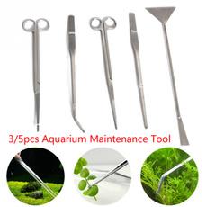 aquariumtweezer, Home Decor, Tweezers, plantmaintenancetool