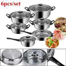 Steel, Kitchen & Dining, potpankit, cookingpot