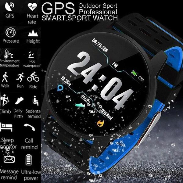 Outdoor, Waterproof, Watch, Smart Watch