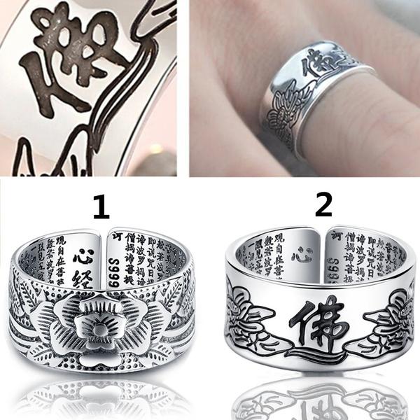 men_rings, Fashion, Women Ring, Heart
