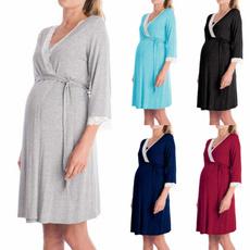 Maternity Dresses, women's pajamas, maternitypajama, Fashion