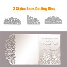 Craft, lacecuttingdie, lacefloral, Wedding Accessories