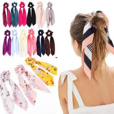 hair, scrunchie, Elastic, scarf