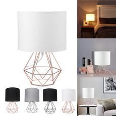 Night Light, Home Decor, cagelamp, vintagelamp