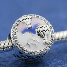 Charm Bracelet, Sterling, 925 sterling silver, Jewelry