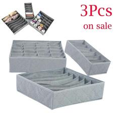Storage Box, dividerholderbox, closetstorage, underwearbox