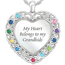 grandfathergift, footprintnecklace, Jewelry, Gifts