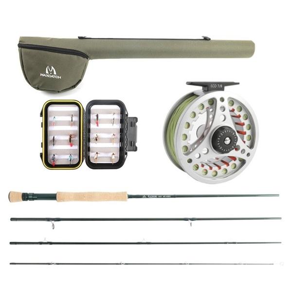 flyreel, Box, flyfishingcombo, flyfishing