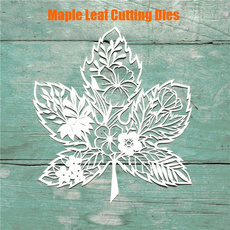 Flowers, leaf, metalcuttingdie, cuttingdiesstencil