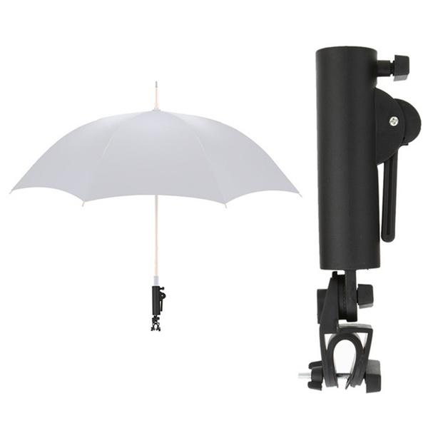 trolley, umbrellastand, golfkit, Golf