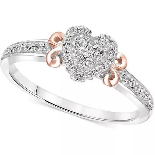 Sterling, Heart, Heart Shape, heart ring