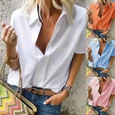 Summer, summer t-shirts, Women Blouse, Plus size top