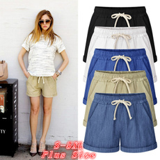 Summer, Plus Size, summer shorts, harlanshort
