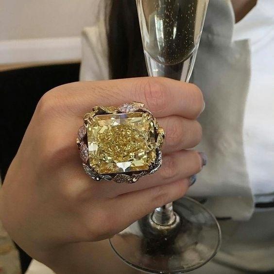 yellowtopazring, gold, Engagement Ring, Yellow