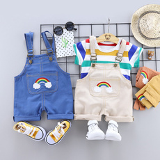 Summer, Fashion, kids clothes, short sleeves