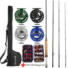 Fiber, Bass, flyfishingcombo, flyfishingreel