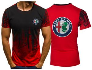 T Shirts, alfaromeo, alfa, Men's Fashion