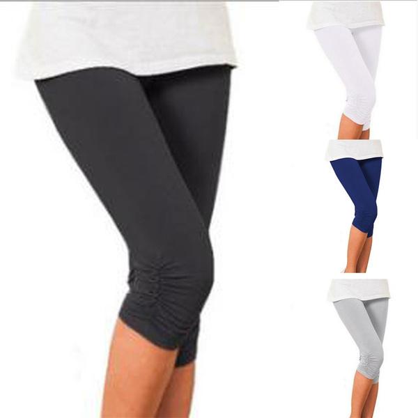 Leggings, short leggings, pants, stretch