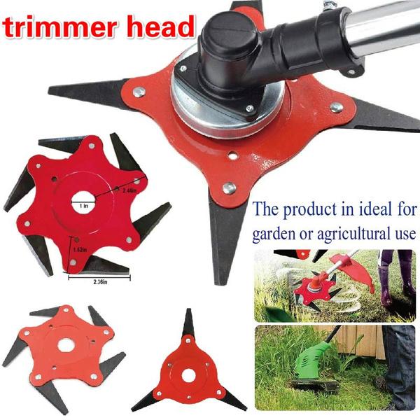 Steel, trimmerblade, Grass, outdoorpowerequipment