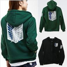 scouting, hooded, greenblack, legion