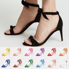 stilettoheel, Summer, Fashion, Women Sandals