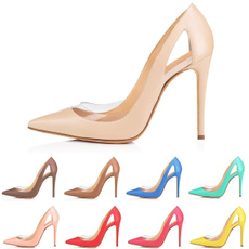 Womens Shoes, Spring, pointed, Women's Fashion