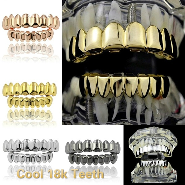 toothbrace, hip hop jewelry, Cosplay, Jewelry