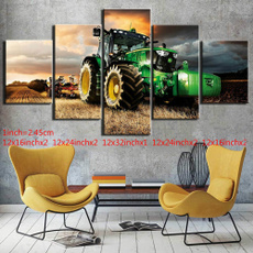 farmstylepainting, tractordecor, Home Decor, canvaspainting