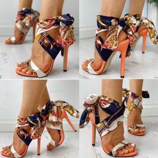 Sandals, Women Sandals, Lace, Womens Shoes