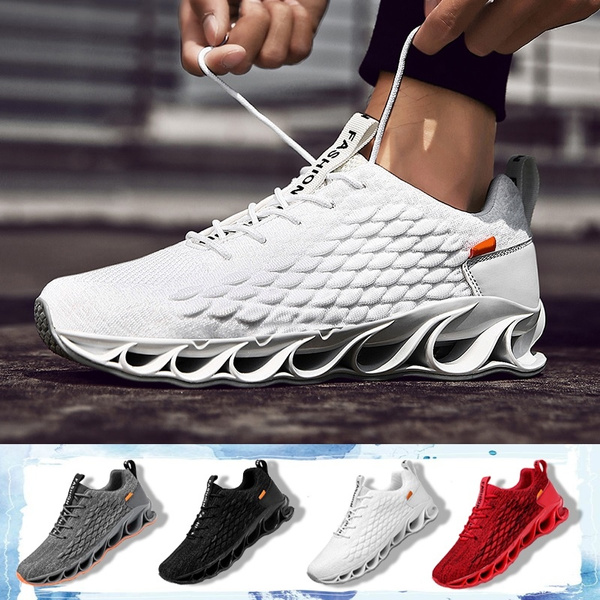 Fashion Mens Athletic Walking Blade Running Tennis Shoes Outdoor Sports  Sneakers | Wish