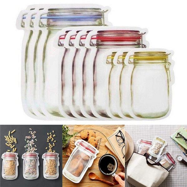 Storage & Organization, Home Supplies, Snacks, zipperbag