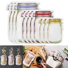 Storage & Organization, Home Supplies, Bocadillos, zipperbag