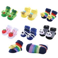 Shoes, cartoonsock, Cotton Socks, babysock