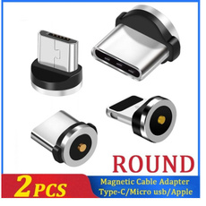 magneticiphonecharger, magneticcableadapter, usb, charger