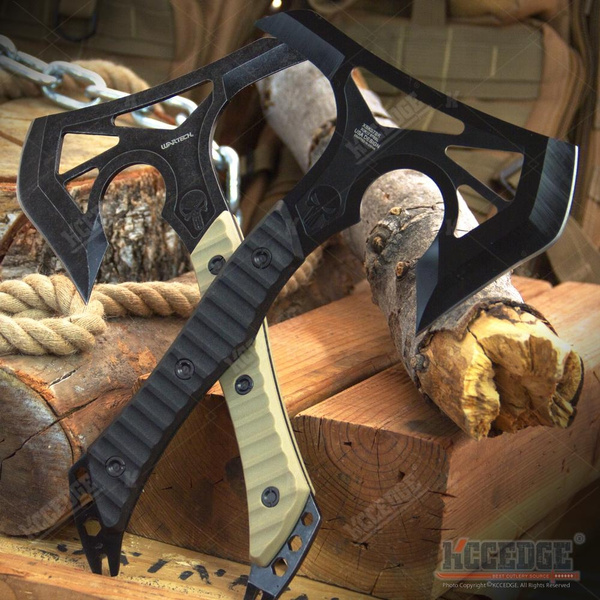throwinghatchet, Hunting, camping, survivalaxe
