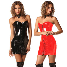 party, Fashion, longcorsetdresse, waisttrainercorset