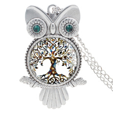 Owl, Jewelry, Gifts, Steampunk