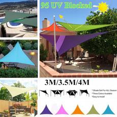 sunshadesail, Outdoor, Garden, Waterproof