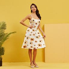 Summer, Dresses, sleevele, Dress