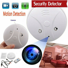 sound, motion, videorecorder, smokedetector