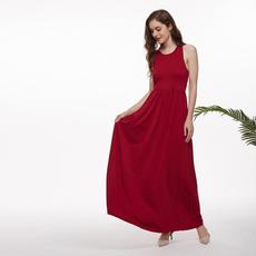 Vest, Fashion, long dress, Dress