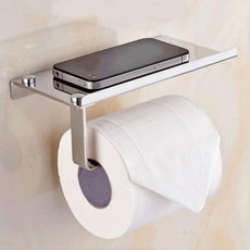 Steel, Bathroom, Bathroom Accessories, tissueholder