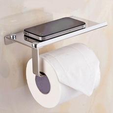 Steel, Baño, Bathroom Accessories, tissueholder