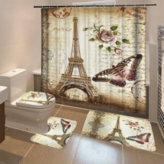 butterfly, Beautiful, Bathroom, Waterproof
