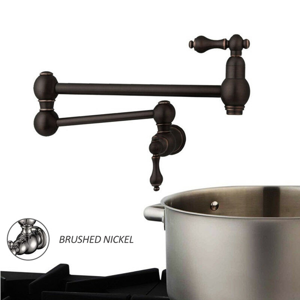 water, Faucets, nickel, Kitchen & Dining