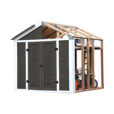 bunting, blind, coop, foundation