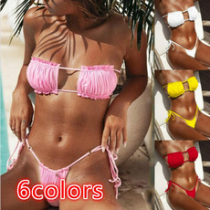 Summer, Bikinis Set, women beachwear, Suits