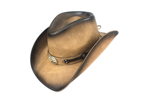 Boeshkey Men /& Women Cotton Adjustable Cowboy Hat Happy